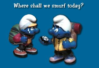 Where shall we smurf today?