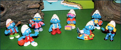 2003 Smurfs - New Generation
