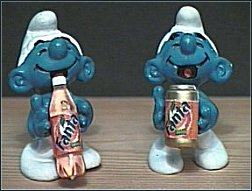 The Fanta Smurfs