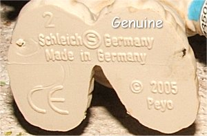 "Genuine ""Made In Germany"" Marking"