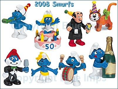smurf 50th anniversary